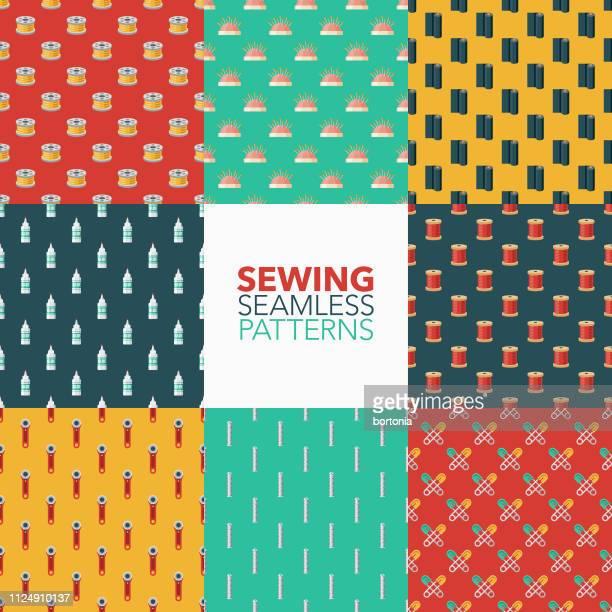Sewing Supplies Patterns