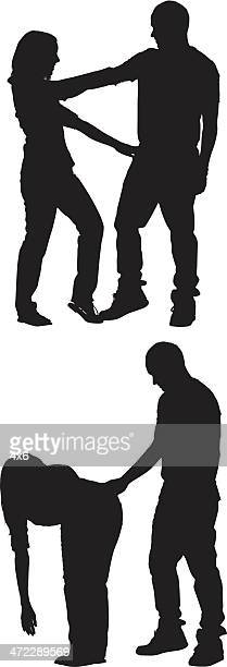 sexual harassment - sexual harassment stock illustrations, clip art, cartoons, & icons