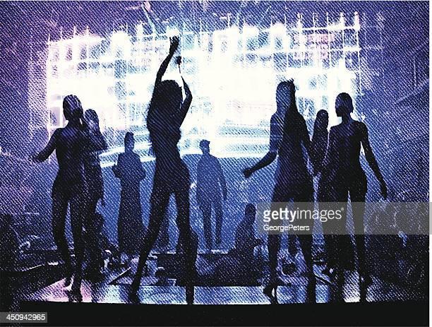 Sexy Tänzer