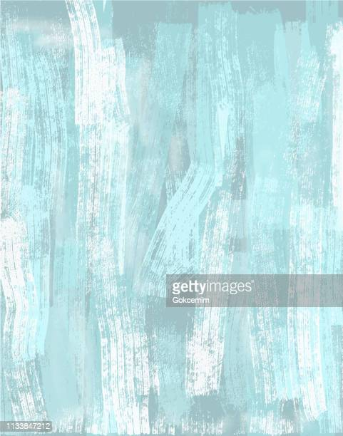 shabby wooden blue background. grunge texture, painted surface. coastal background. - vertical stock illustrations