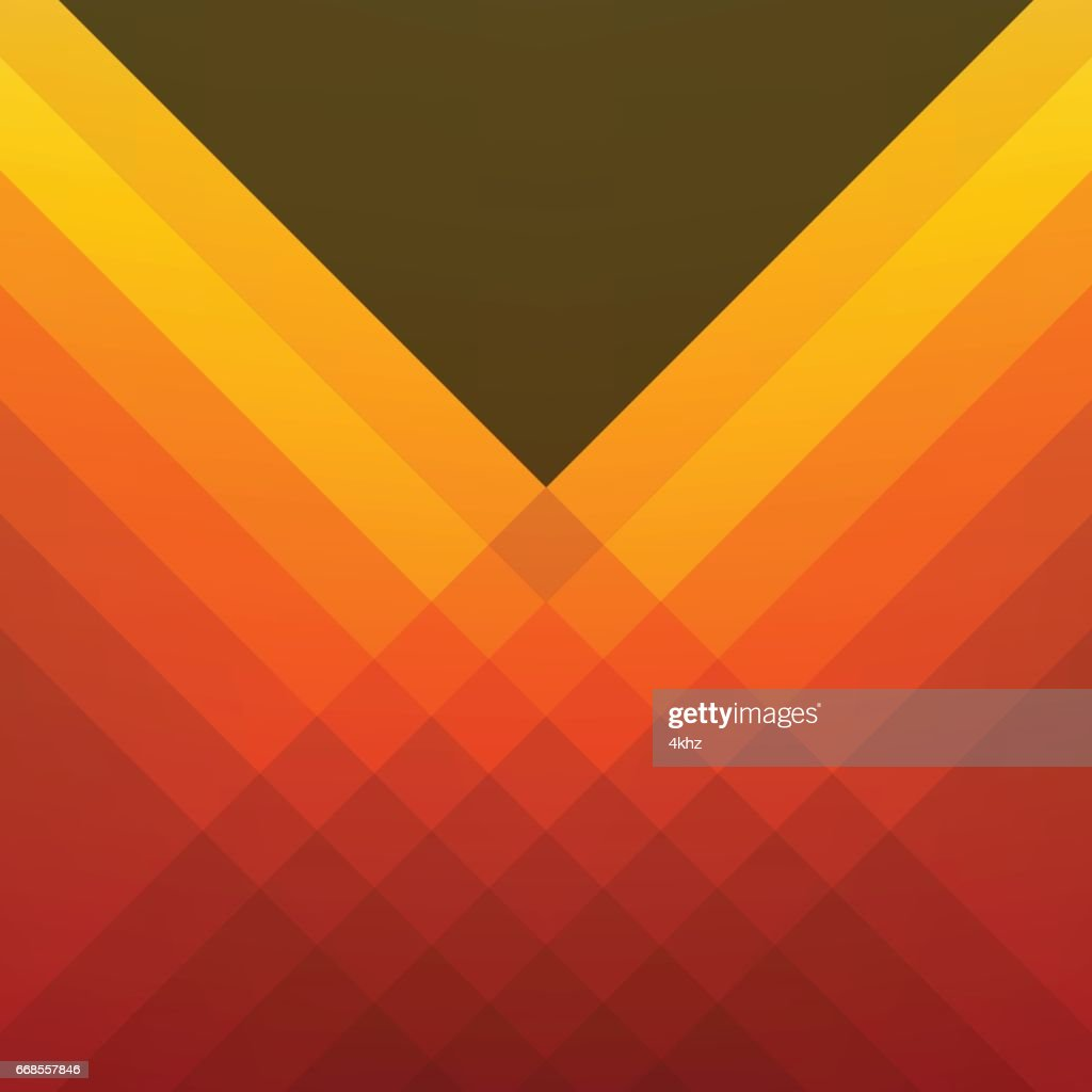 Shades Of Orange Modern Vector Abstract Background High Res Vector Graphic Getty Images