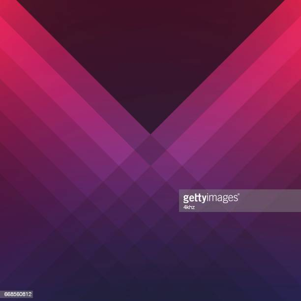 Shades Of Purple Modern Vector Abstract Background