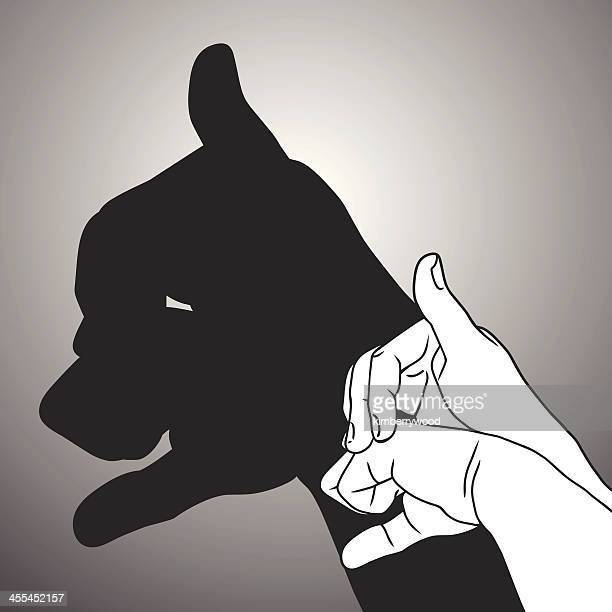 Shadow Puppet Bulldog