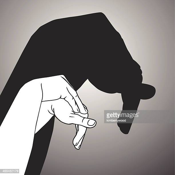 Shadow Puppet Elephant
