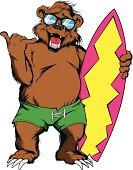 Shaka Bear