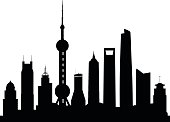 Shanghai (Buildings Are Complete and Moveable)