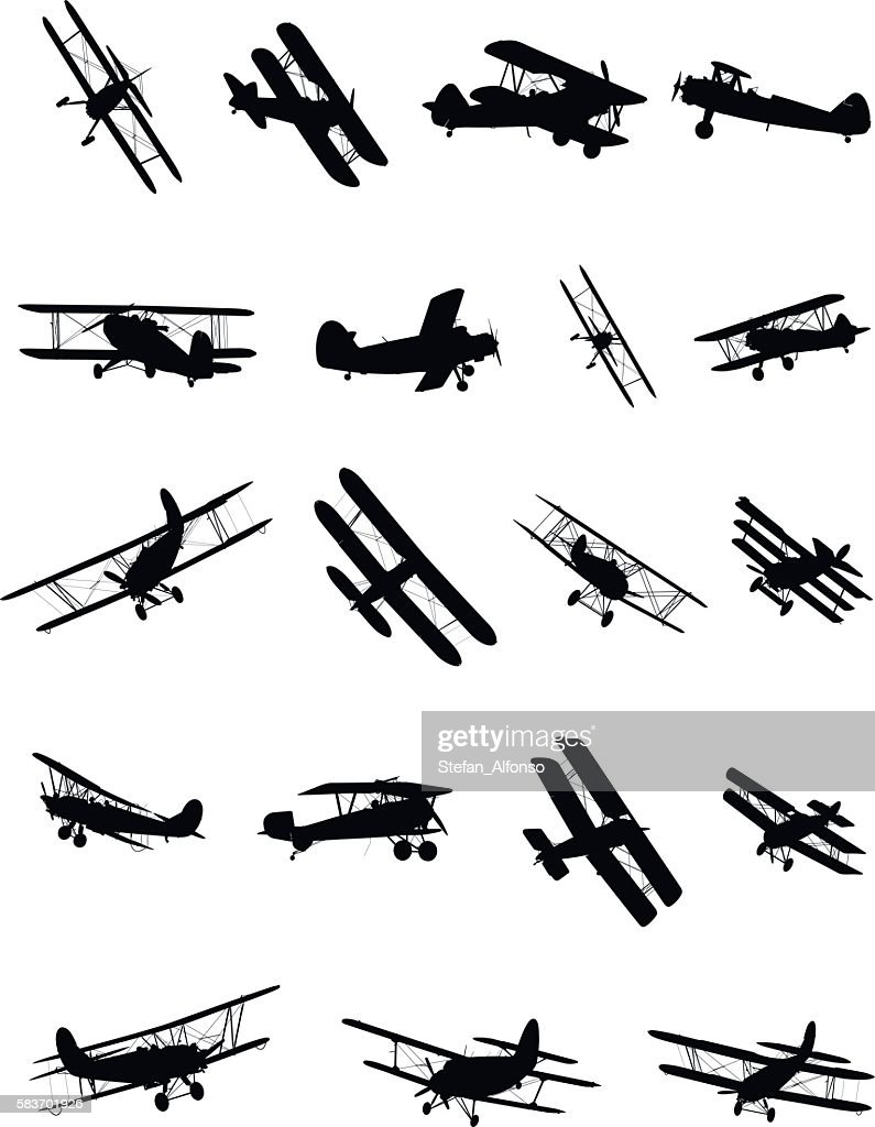 Shapes of biplanes