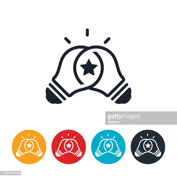 shared knowledge icon - sharing stock illustrations