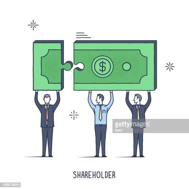 Los accionistas