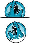 Shark emblems