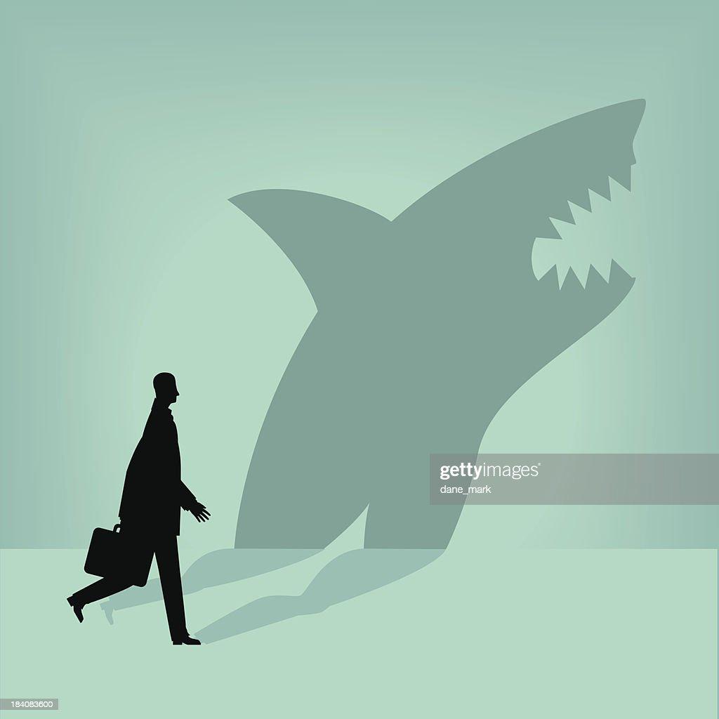 Shark : Vector Art