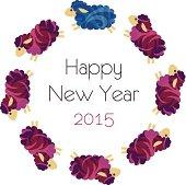 Sheep - New Year 2015