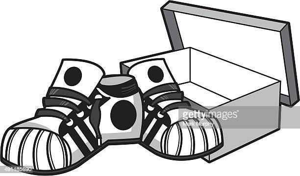 Shell Toe Sneakers