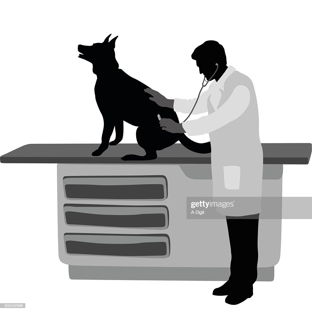 Sheperd Appointment : Stock Illustration