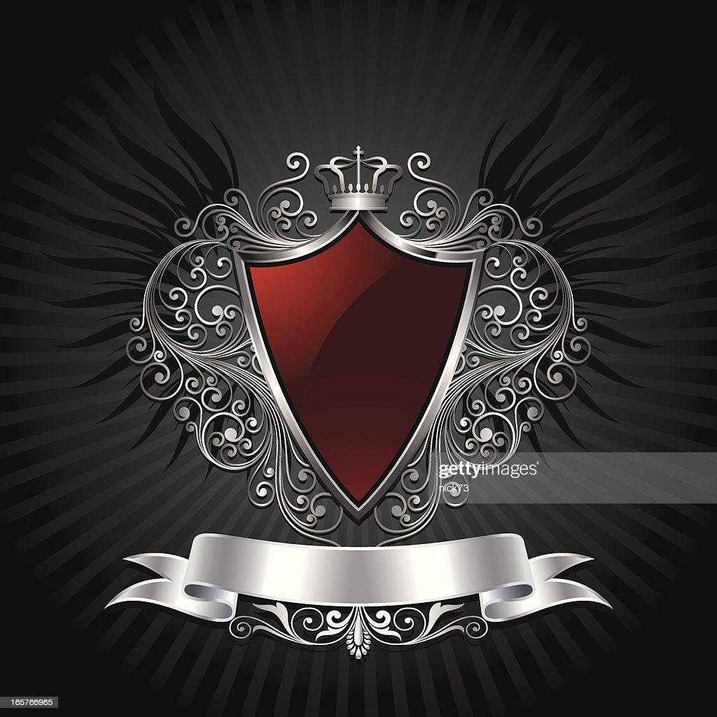 Shield background