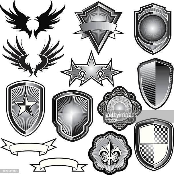 shield design elements