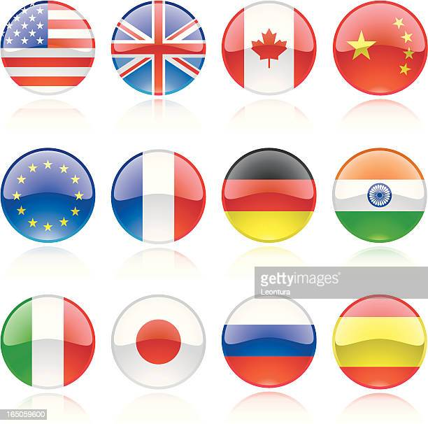 Shiny Flags