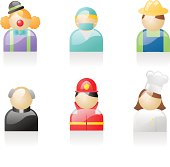shiny icons: occupations 2