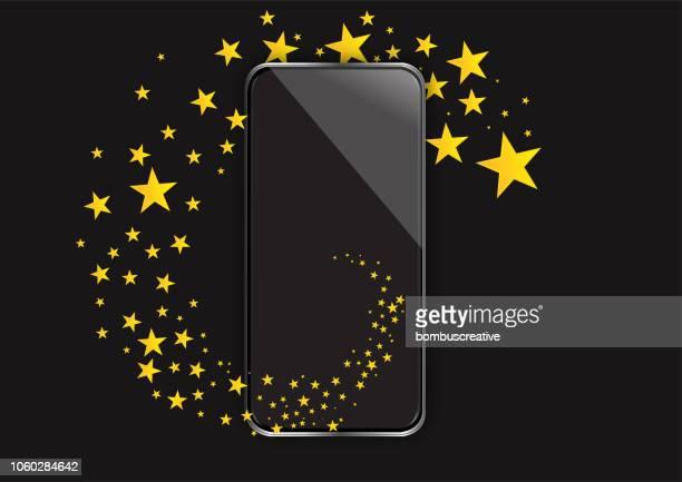 shiny stars - validation stock illustrations, clip art, cartoons, & icons