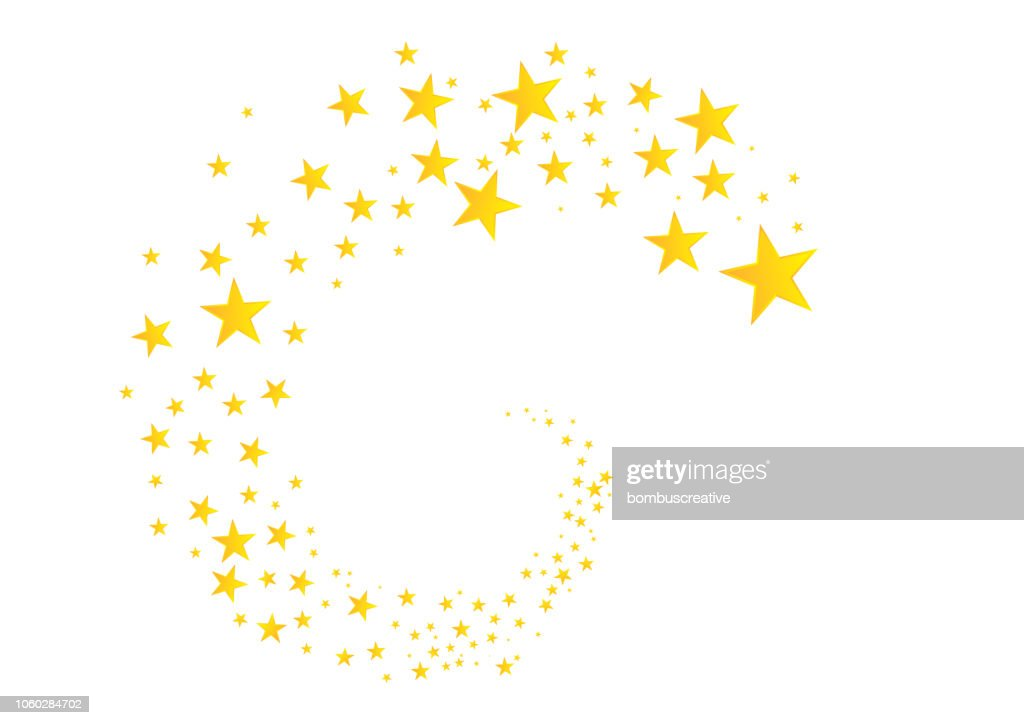 Shiny Stars : Stock Illustration