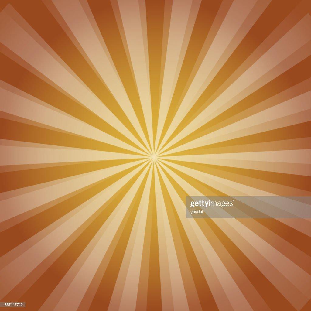 3b5179d7819 Shiny Sun Ray Background Sun Sunburst Pattern Orange Rays Summer ...