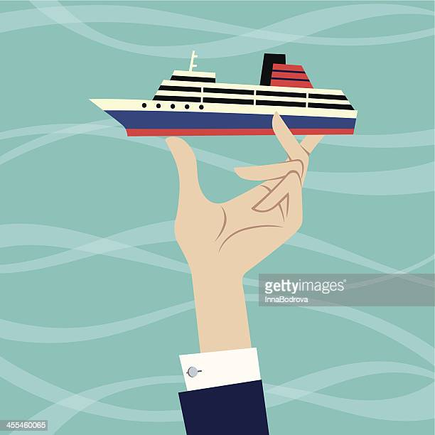 Ship in Hand.