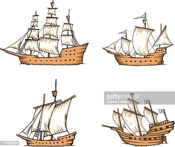 Ships and Galleons