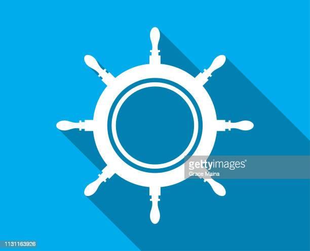 Ship's wheel Or Captains Wheel
