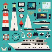 Ships - Yachts and equipment
