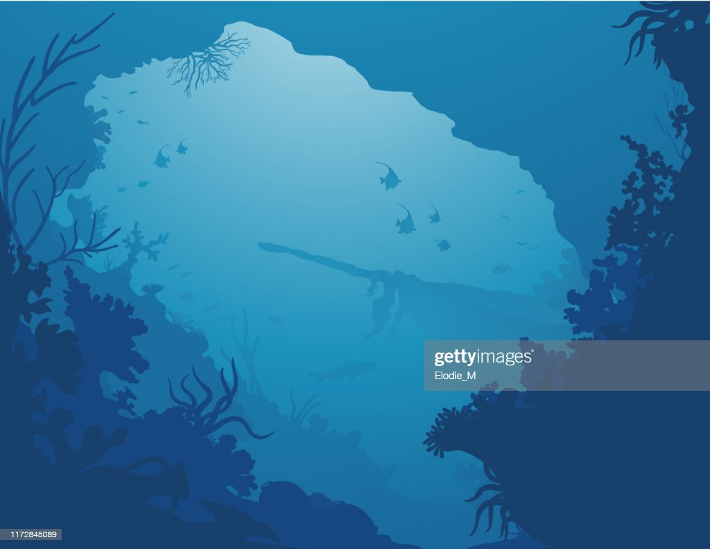 Shipwreck Wreck : stock illustration