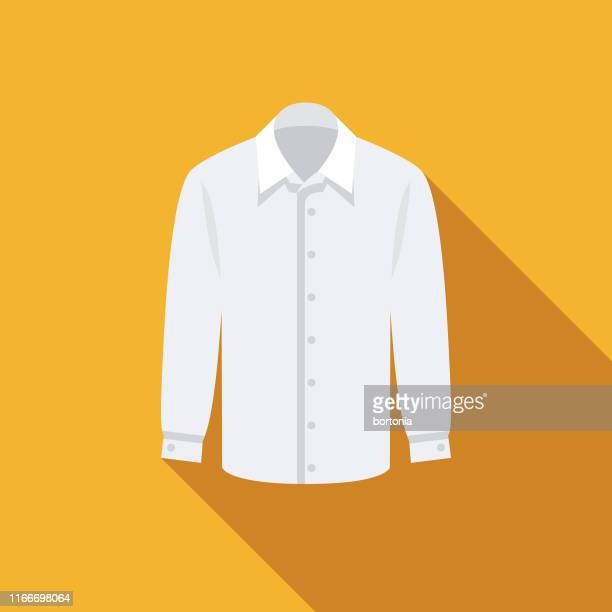 shirt clothing & accessories icon - shirt stock illustrations