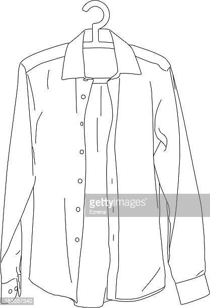 シャツ - シャツ点のイラスト素材/クリップアート素材/マンガ素材/アイコン素材