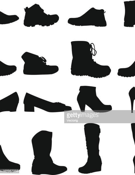 Shoe Silhouette