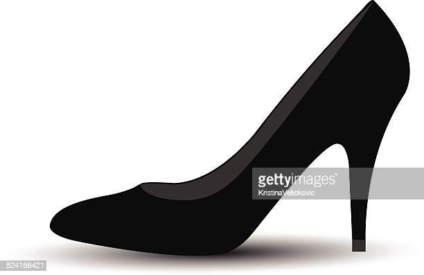 high heels stock illustrations and cartoons | getty images