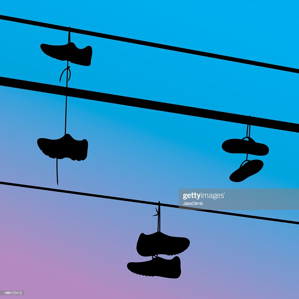 Sneakers On A Wire Meaning - DATA WIRING •