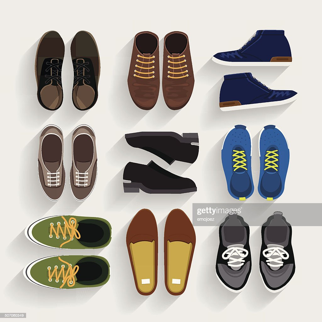 Shoes Illustrate