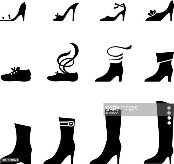 Shoes royalty free vector