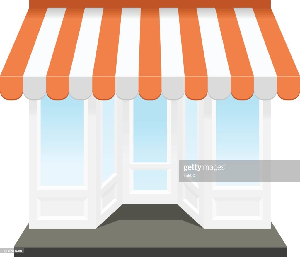 Shop icon : Stock Illustration