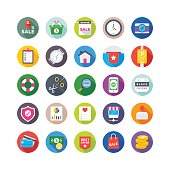 Shopping and Commerce Vector Icons 5