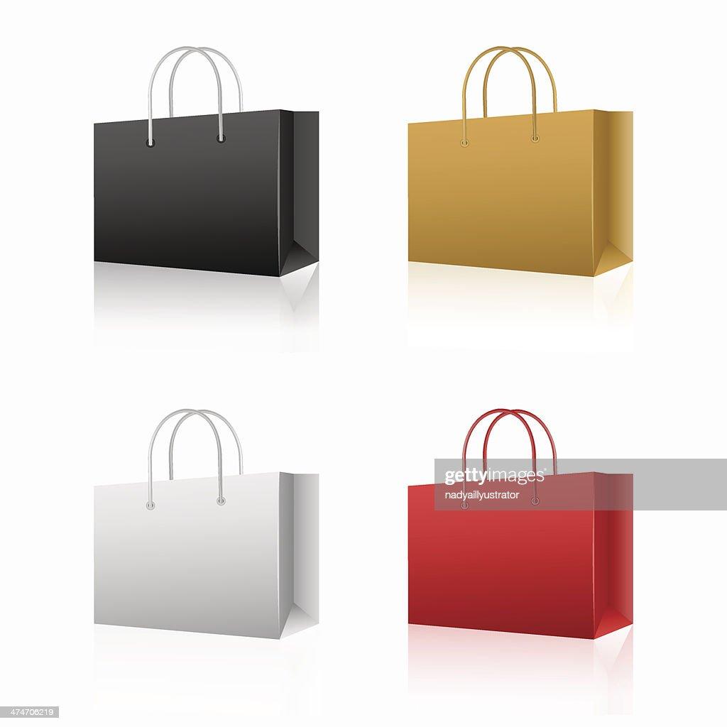 Shopping Bag - Illustration