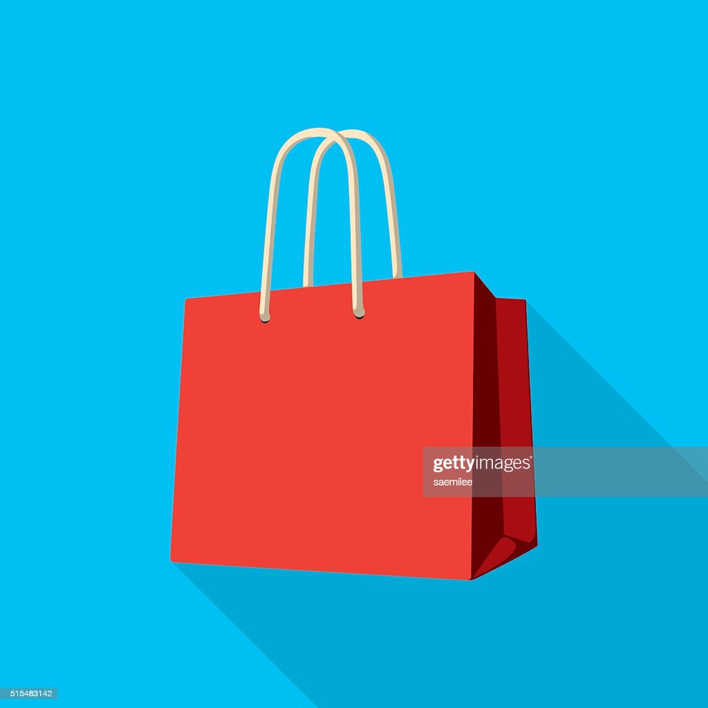 Shopping Bag : stock illustration