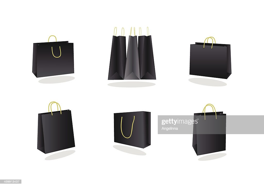 Shopping bags collection
