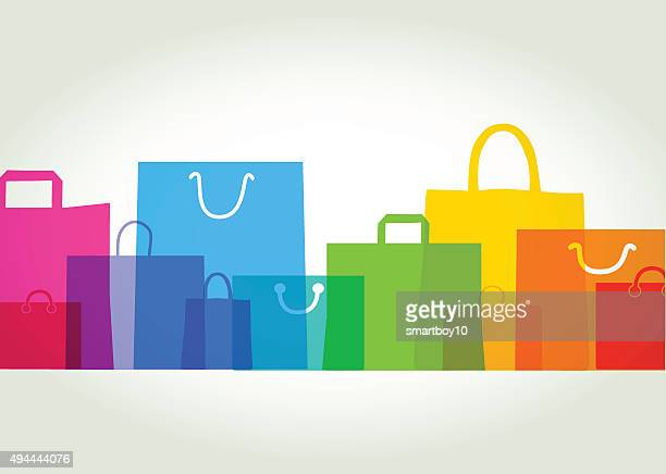 Shopping bags - Gift bags
