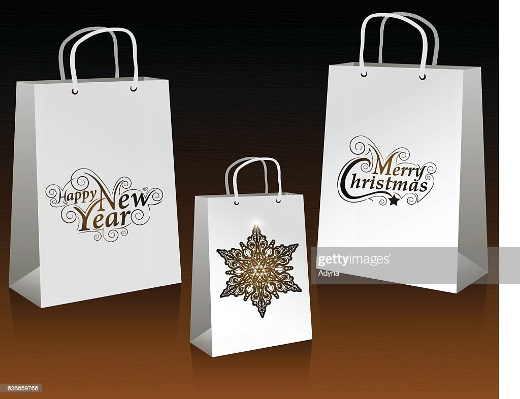 Shopping Bags : stock illustration
