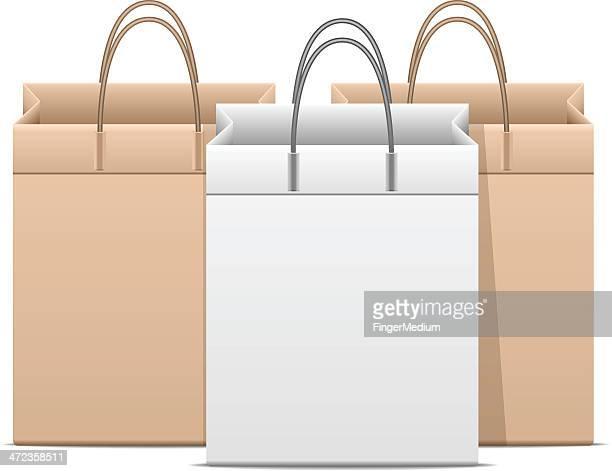 shopping basket - goodie bag stock illustrations, clip art, cartoons, & icons