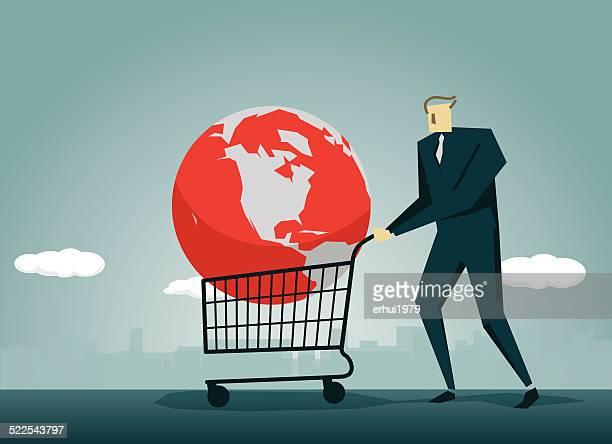 Shopping Cart, E-commerce, Shopping