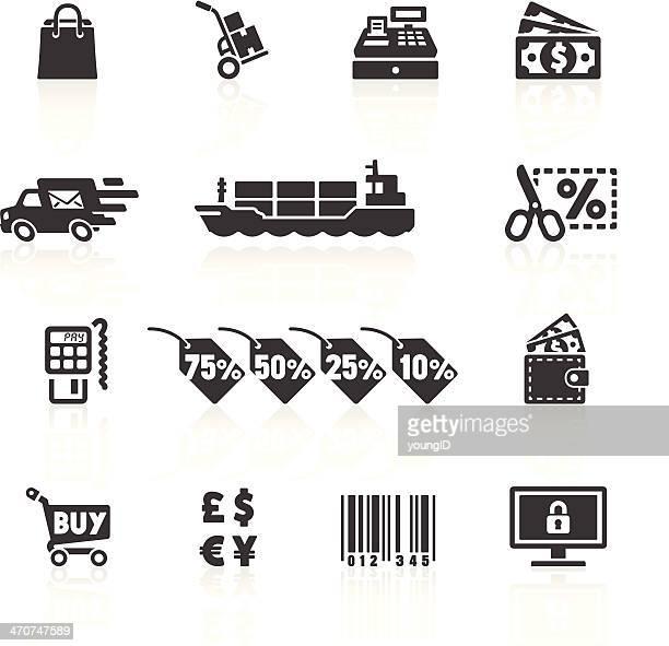 Shopping & E-commerce Icons 2