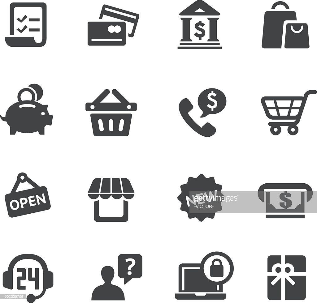 Shopping Icon - Acme Series