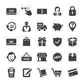 Shopping Icon - Smart Series
