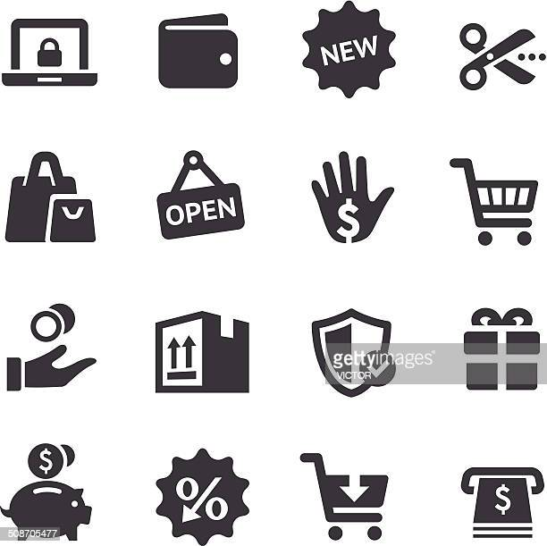 Shopping Icons - Acme Series
